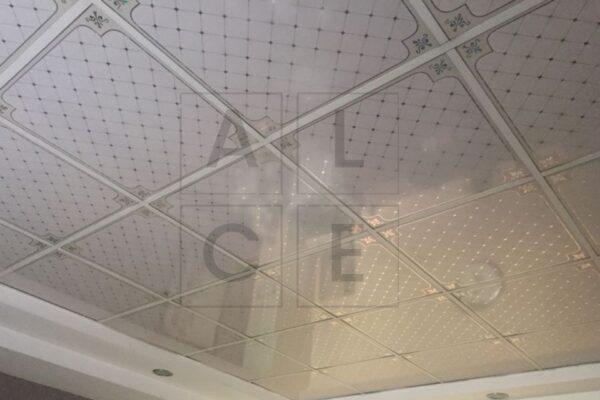 PVC Plastik Asma Tavan ALCE İNOVATİF TASARIM YAPI SİSTEMLERİ İNŞAAT DEKORASYON LİMİTED ŞİRKETİ
